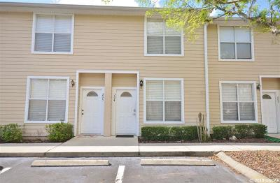 Gainesville FL Condo/Townhouse For Sale: $121,900