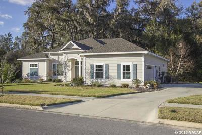 Gainesville Single Family Home For Sale: 7144 SW 34th Place