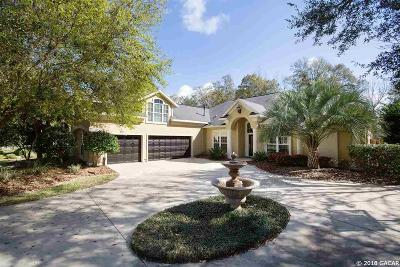 Gainesville Single Family Home For Sale: 1375 SW 90th Street