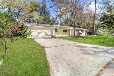 Gainesville Single Family Home For Sale: 4520 NW 32nd Place