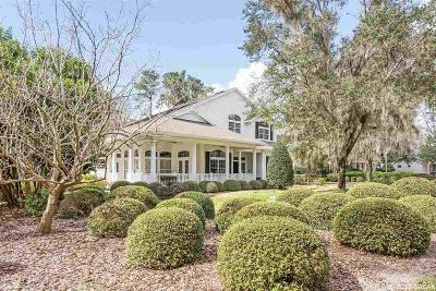 Gainesville Single Family Home For Sale: 4608 NW 58th Street