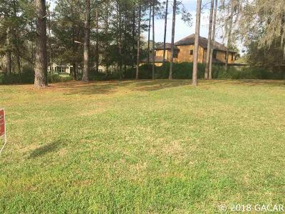 Alachua Residential Lots & Land For Sale: 11038 NW 66th Drive