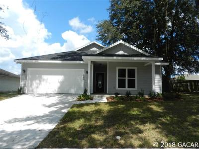 Alachua Single Family Home For Sale: 15964 NW 121st Lane #42