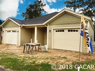 Alachua Condo/Townhouse For Sale: 10753 NW 65TH Way