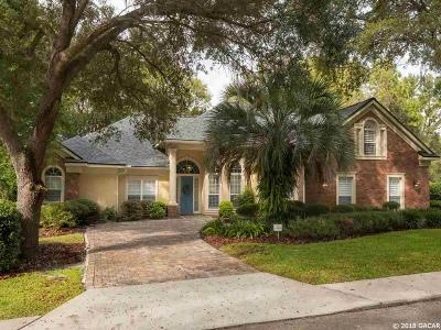 Gainesville Single Family Home For Sale: 4710 SW 103 Way