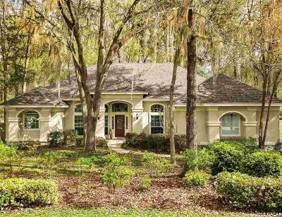 Gainesville Single Family Home For Sale: 3905 SW 95TH Terrace