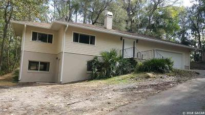 Gainesville Single Family Home For Sale: 704 NW 23rd Street