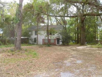 Gainesville Multi Family Home For Sale: 805 NE 8th Avenue