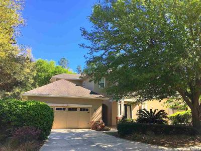 Gainesville Single Family Home For Sale: 3809 SW 91 Drive