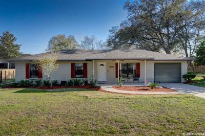 Newberry Single Family Home For Sale: 25429 SW 19 Avenue
