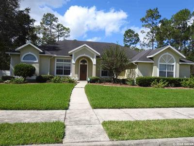 Gainesville Single Family Home For Sale: 6608 NW 40th Drive