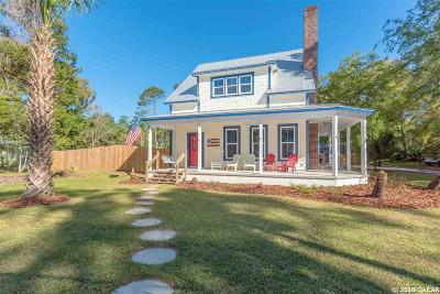 Micanopy Single Family Home For Sale: 202 NW 3rd Avenue