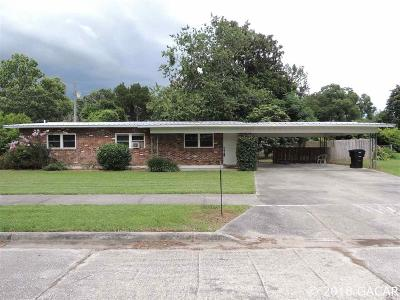 Alachua Single Family Home For Sale: 16825 NW 174th Terrace