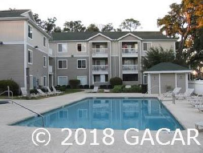 Gainesville Condo/Townhouse For Sale: 4000 SW 23rd Street #6-106