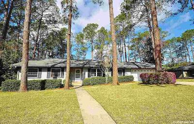 Gainesville Single Family Home For Sale: 3302 SW 62nd Lane