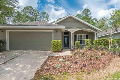 Gainesville Single Family Home For Sale: 4928 NW 21ST Street