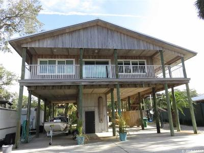 Cedar Key Single Family Home For Sale: 1133 PALMETTO Drive