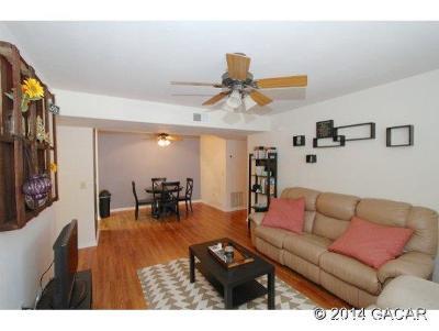 Gainesville Condo/Townhouse For Sale: 2360 SW Archer Road