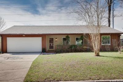 Gainesville Single Family Home For Sale: 8107 SW 13th Road