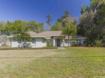 Gainesville Single Family Home For Sale: 720 SW 16TH Place