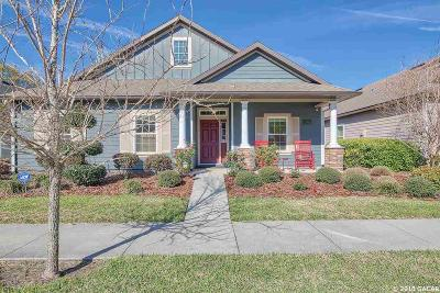 Gainesville Single Family Home For Sale: 7582 SW 79th Drive