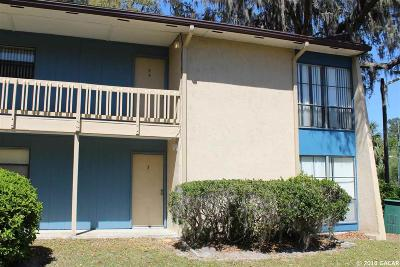 Gainesville Condo/Townhouse For Sale: 2811 SW archer Road #B-5