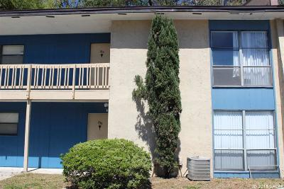 Gainesville Condo/Townhouse For Sale: 2811 SW Archer Road #Z 240