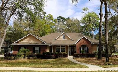 Gainesville Single Family Home For Sale: 4623 NW 58 Street