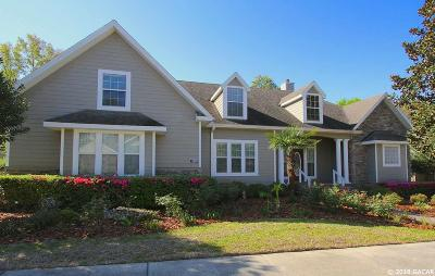 Gainesville Single Family Home For Sale: 11959 SW 3rd Lane