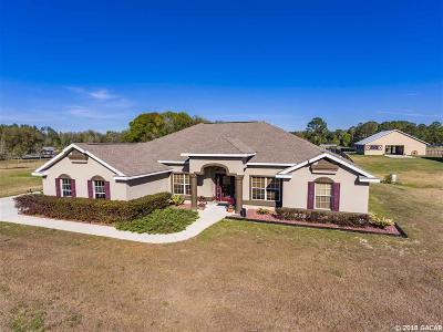 Williston Single Family Home For Sale: 6331 NE 150TH Avenue
