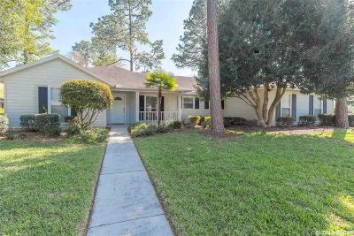 Gainesville Single Family Home For Sale: 8121 SW 69th Place