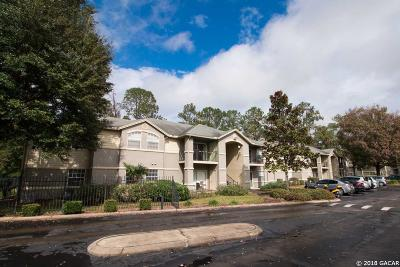 Gainesville Condo/Townhouse For Sale: 3705 SW 27th Street #717