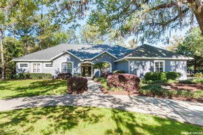 Gainesville Single Family Home For Sale: 2202 SW 112th Street
