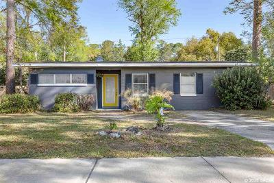 Gainesville Single Family Home For Sale: 1322 NE 19TH Place