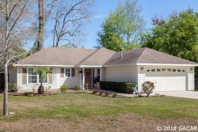 Newberry Single Family Home For Sale: 24046 NW 2nd Lane