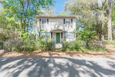 Gainesville Multi Family Home For Sale: 716 NW 4th Avenue