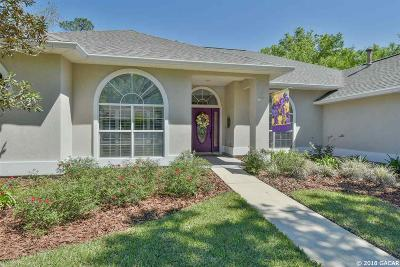 Gainesville FL Single Family Home For Sale: $391,750