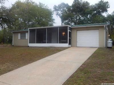 Single Family Home Pending: 1481 NE 157 Terrace