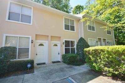 Gainesville FL Condo/Townhouse For Sale: $115,000