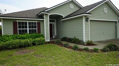 Gainesville FL Single Family Home For Sale: $227,900