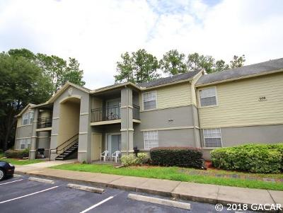 Gainesville FL Condo/Townhouse For Sale: $98,900
