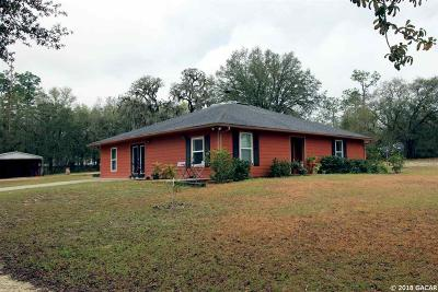 Archer Single Family Home For Sale: 11750 NE 116TH Street