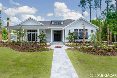 Gainesville Single Family Home For Sale: 2709 SW 105th Street
