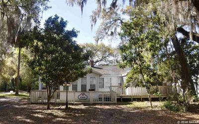Gainesville FL Multi Family Home For Sale: $170,000
