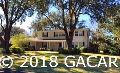 Gainesville Single Family Home For Sale: 6904 SW 35th Way