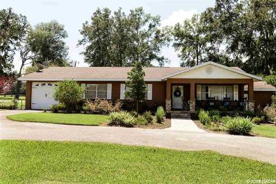 Williston FL Single Family Home For Sale: $319,000