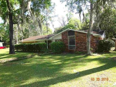 Gainesville Single Family Home For Sale: 1715 NW 27th Terrace