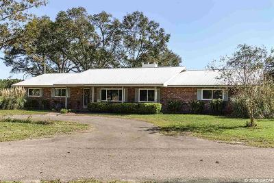 Williston FL Single Family Home For Sale: $440,000