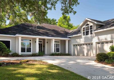 Gainesville Single Family Home For Sale: 7149 SW 35TH Avenue
