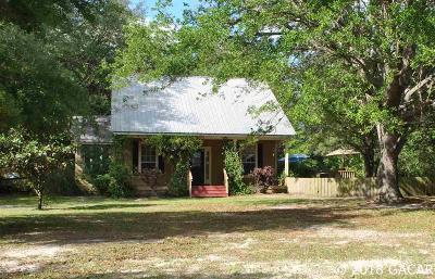 Williston FL Single Family Home For Sale: $375,000